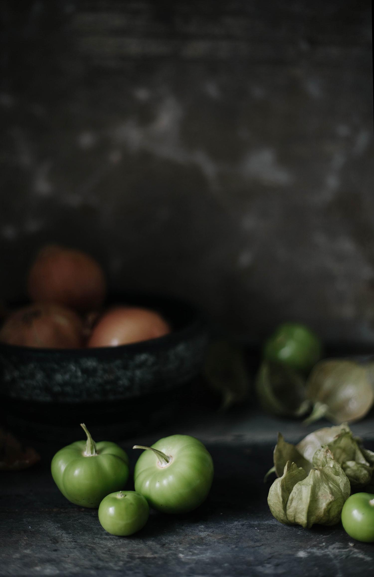 Apples and tomatillos - image 4 - student project