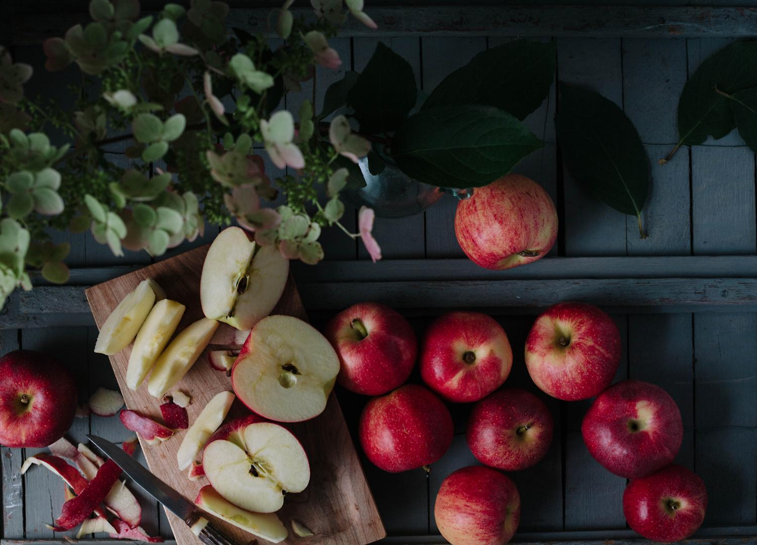 Apples and tomatillos - image 6 - student project