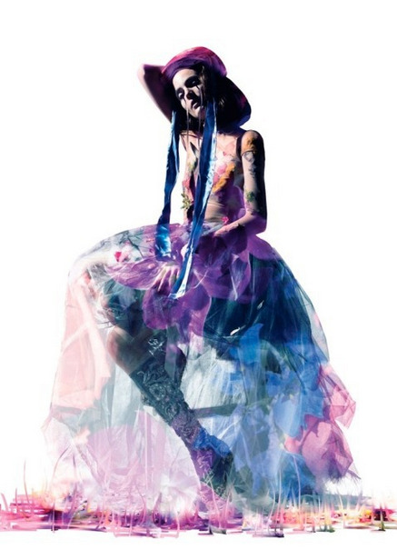 Fashion in Motion - image 2 - student project