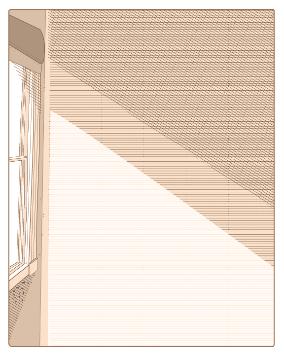 Quiet House Light - image 1 - student project