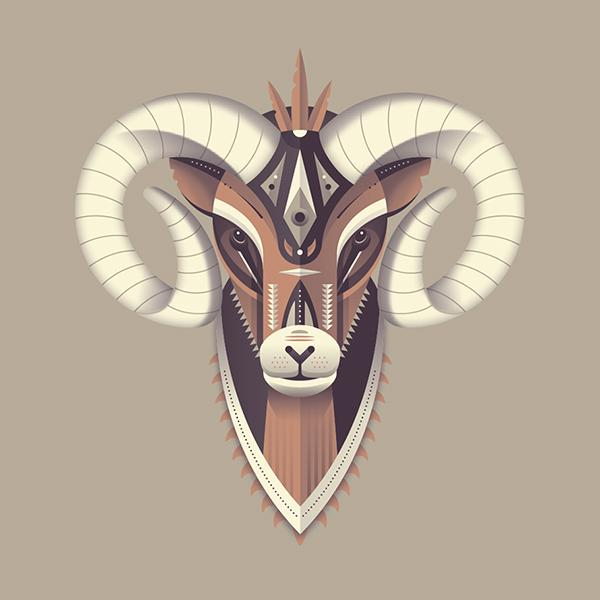 Bighorn Sheep - image 4 - student project