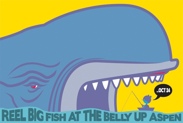 Reel Big Fish (Gig Poster) - image 22 - student project