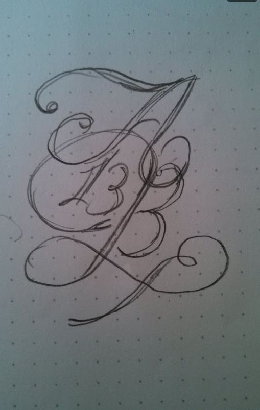 Lettering Project: Inspiration and Initial Sketches - image 3 - student project