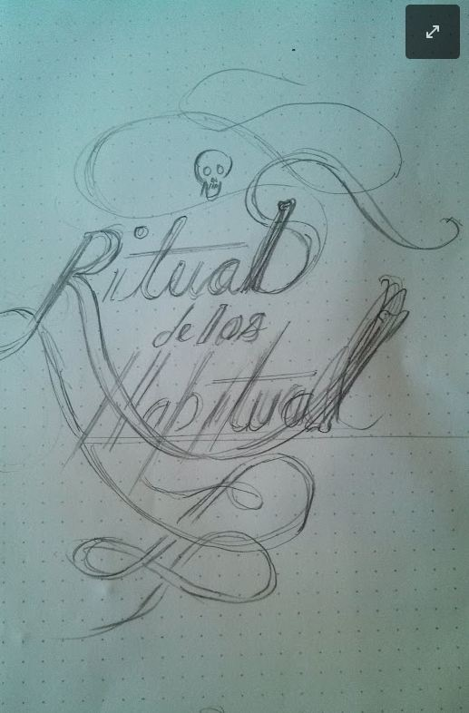 Lettering Project: Inspiration and Initial Sketches - image 5 - student project