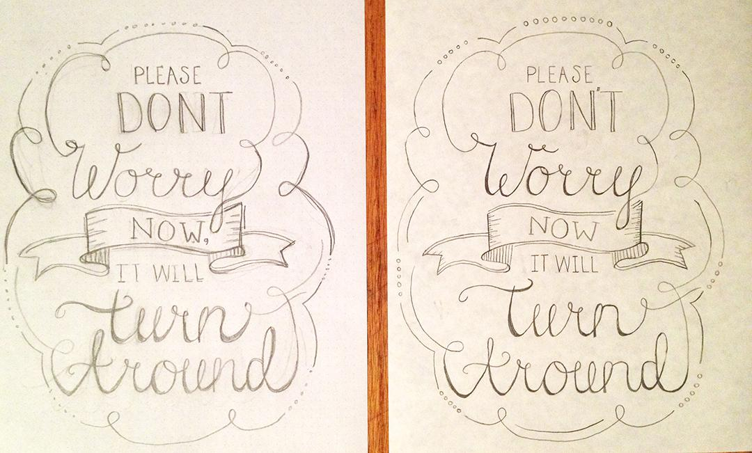 don't worry. - image 1 - student project