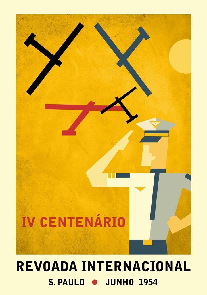 Quadricentennial of São Paulo - image 1 - student project