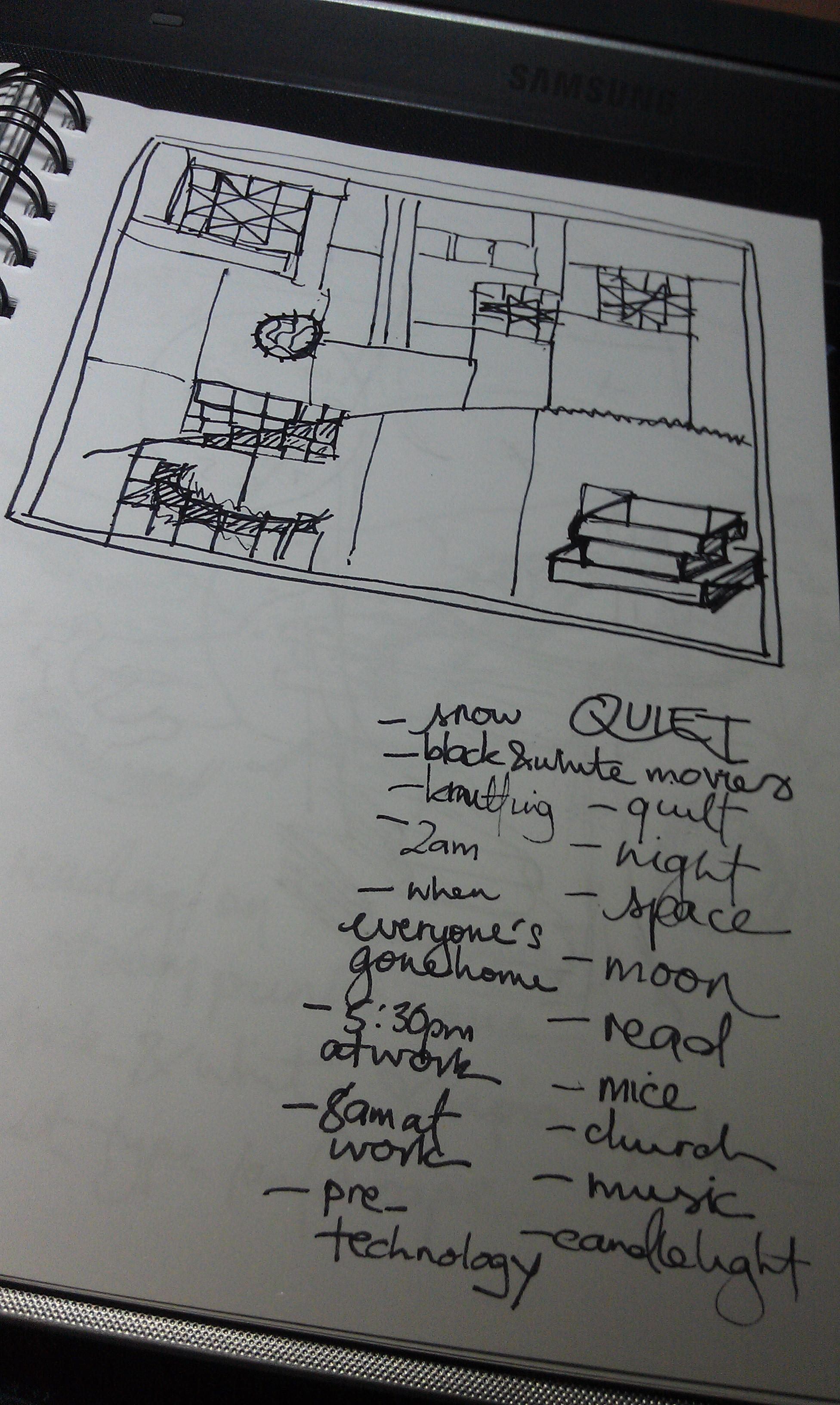 Quiet - image 1 - student project