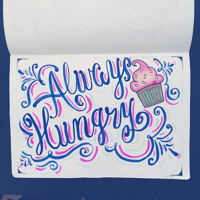 Always Hungry - image 1 - student project