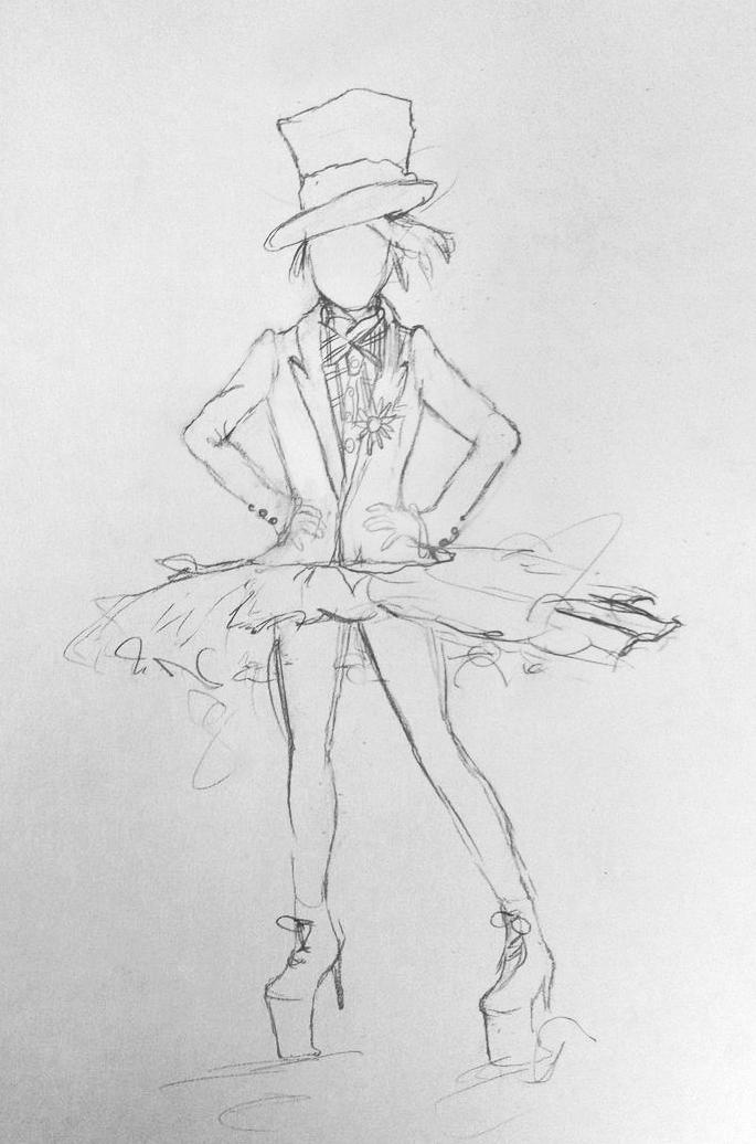 SKETCH: Quirky with a dash of color - image 1 - student project