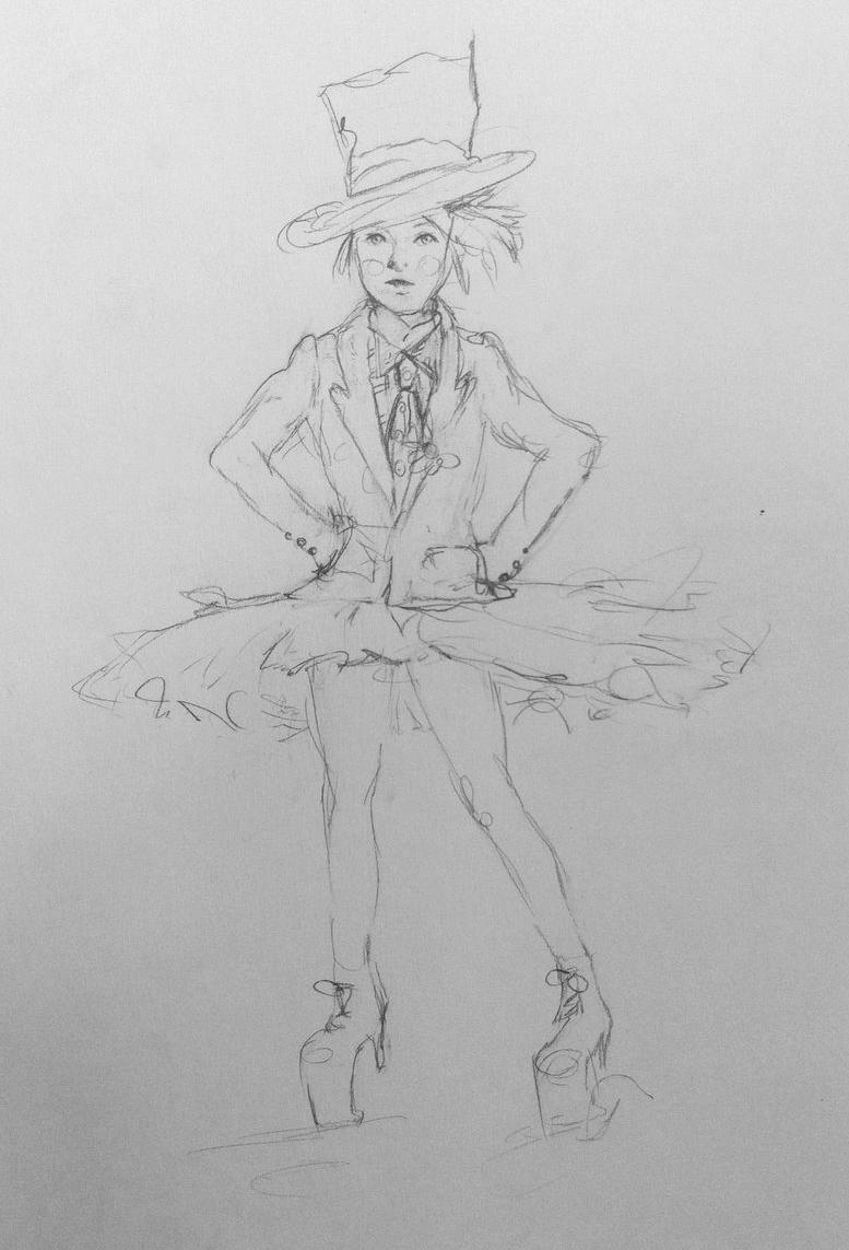 SKETCH: Quirky with a dash of color - image 2 - student project