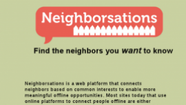 Allison Sheren - Neighborsations
