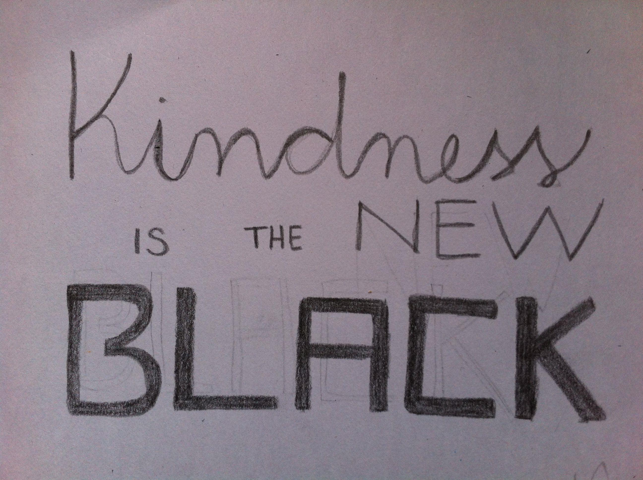 Simplicity + Kindness - image 3 - student project