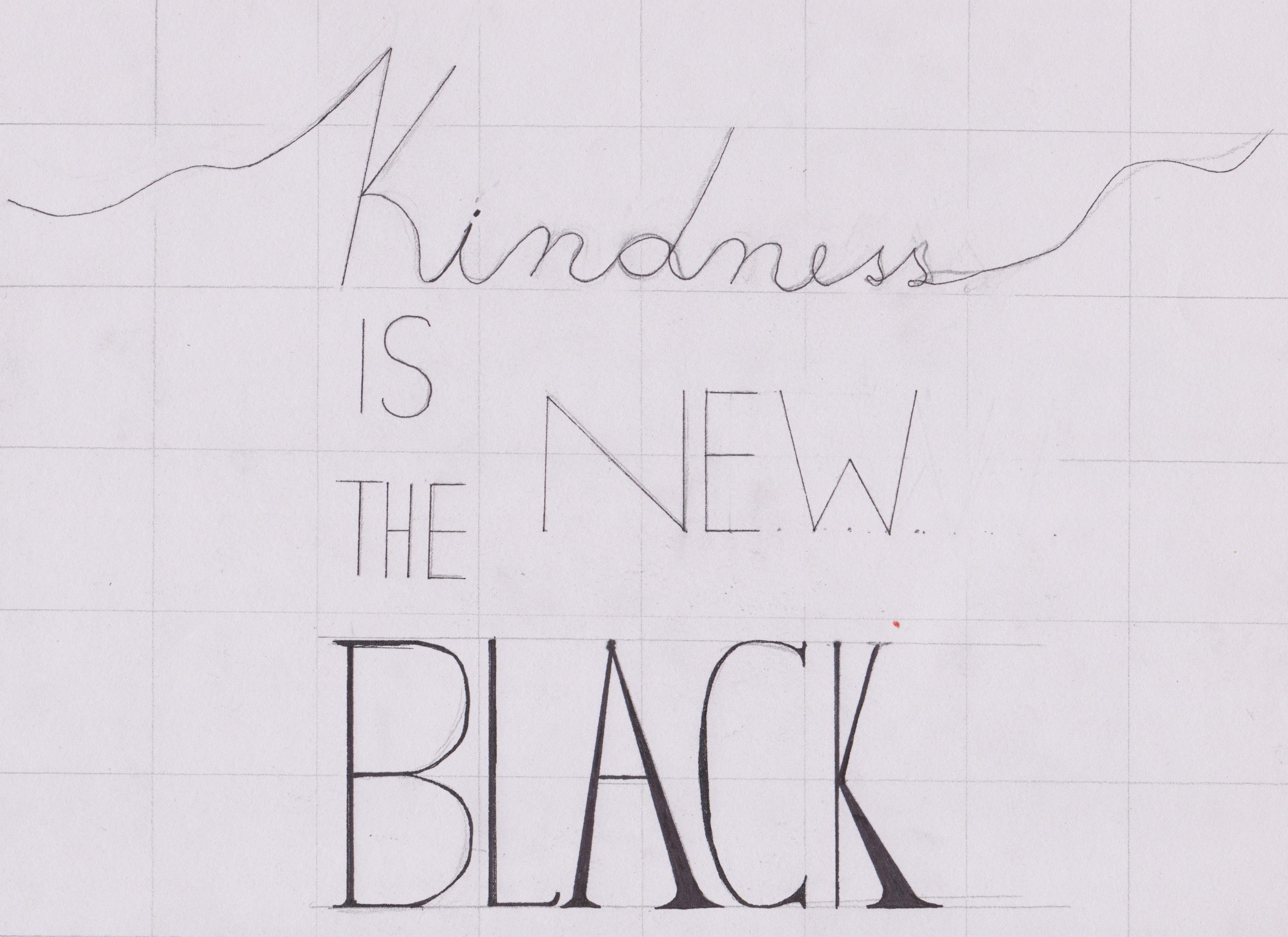 Simplicity + Kindness - image 1 - student project