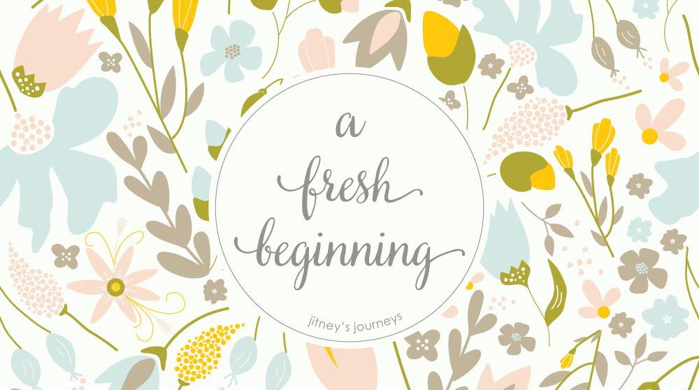A Fresh Beginning - image 1 - student project