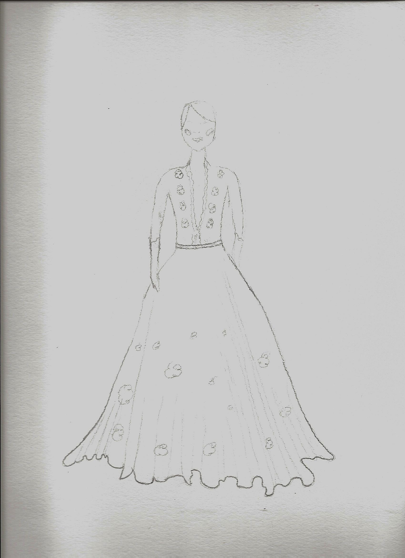 SKETCH - Vintage Romance  - image 1 - student project