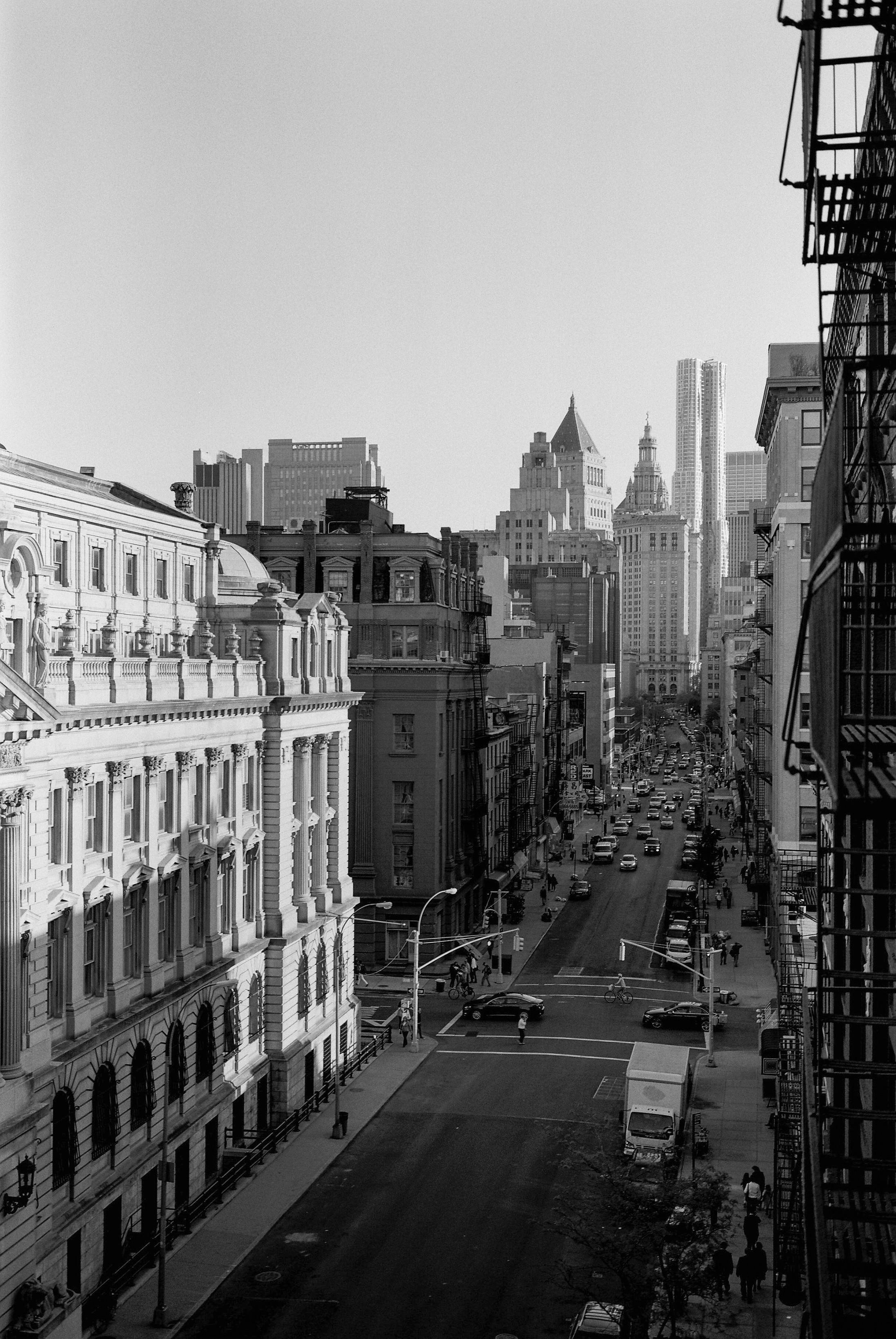 A day in Manhattan - image 2 - student project