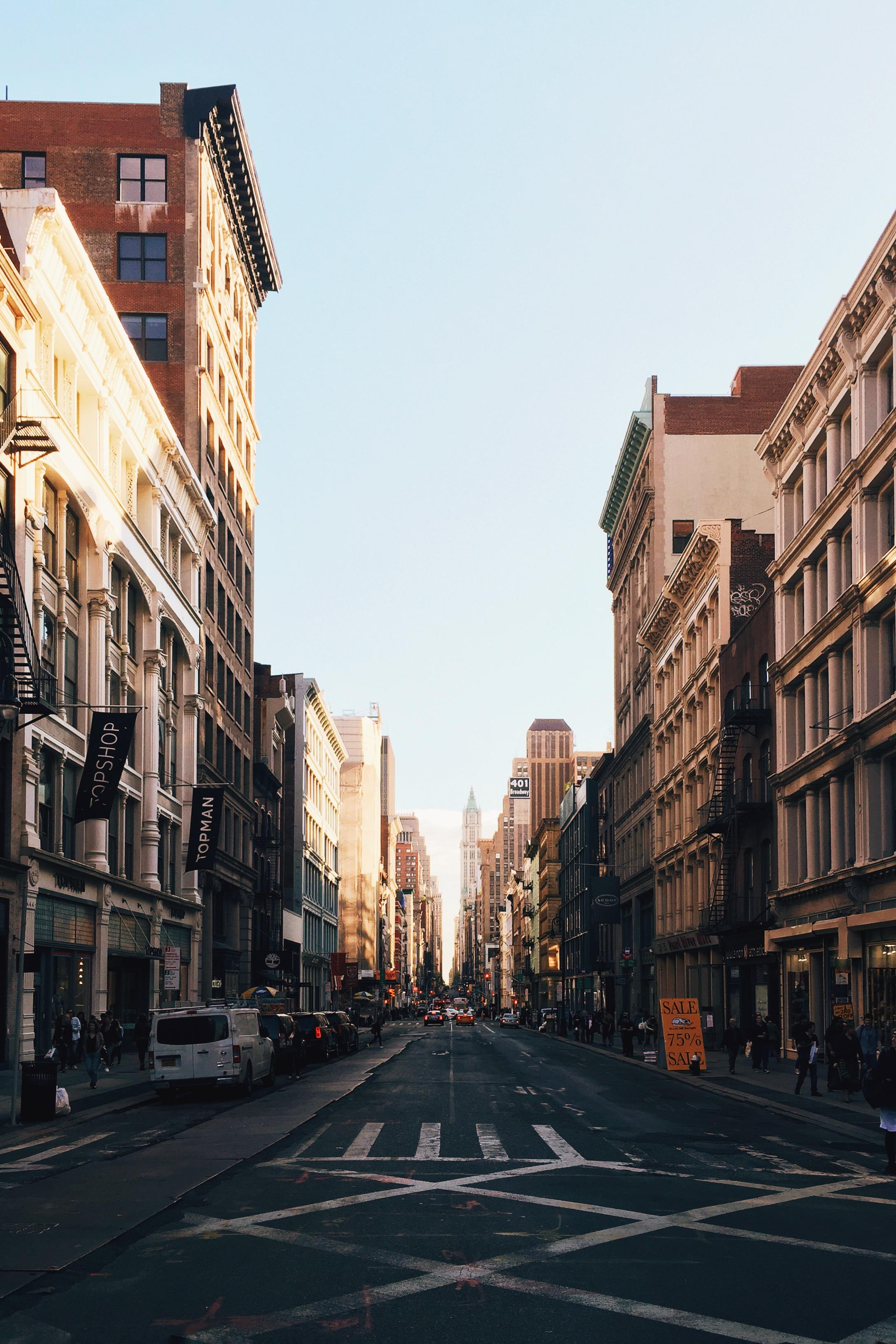 A day in Manhattan - image 8 - student project