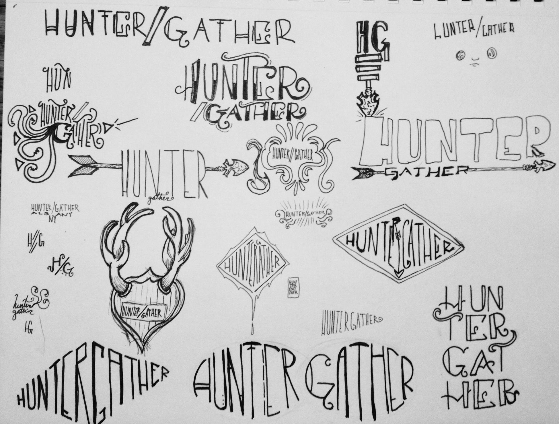 Hunter/Gather - image 1 - student project