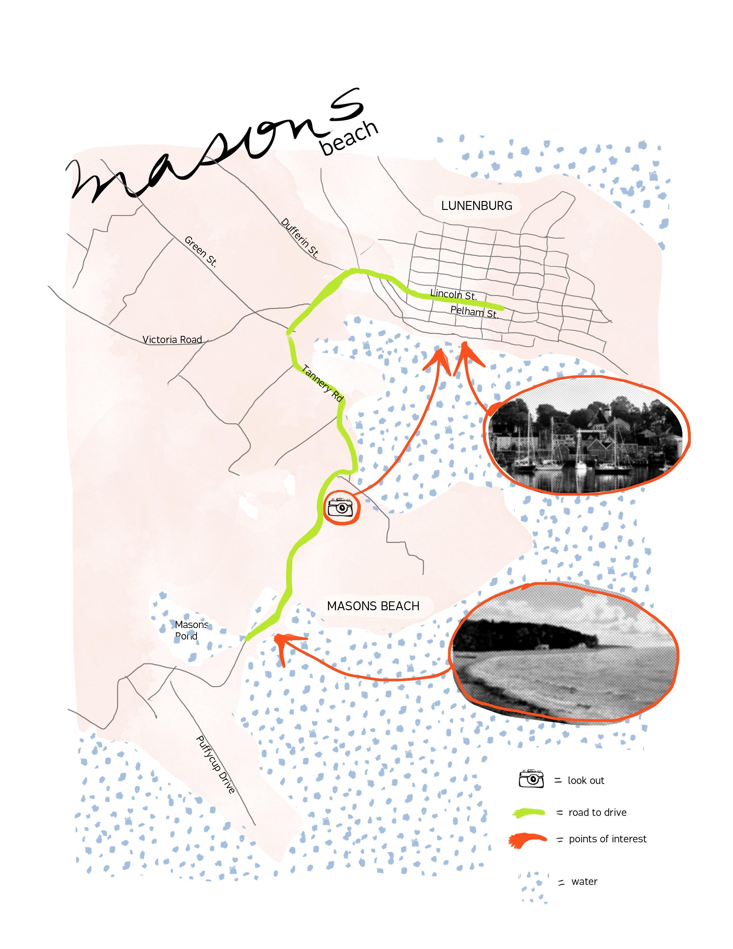 Lunenburg Maps  - image 1 - student project