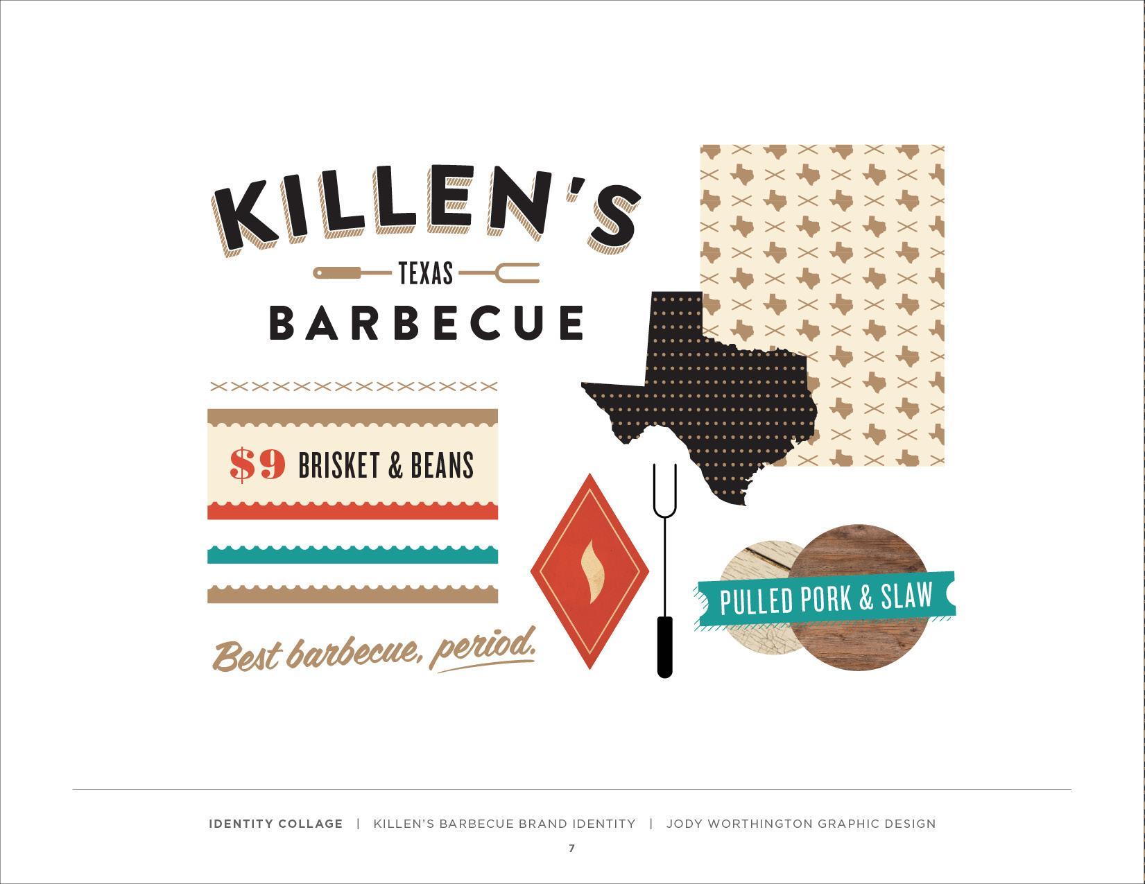 Killen's Barbecue - image 15 - student project