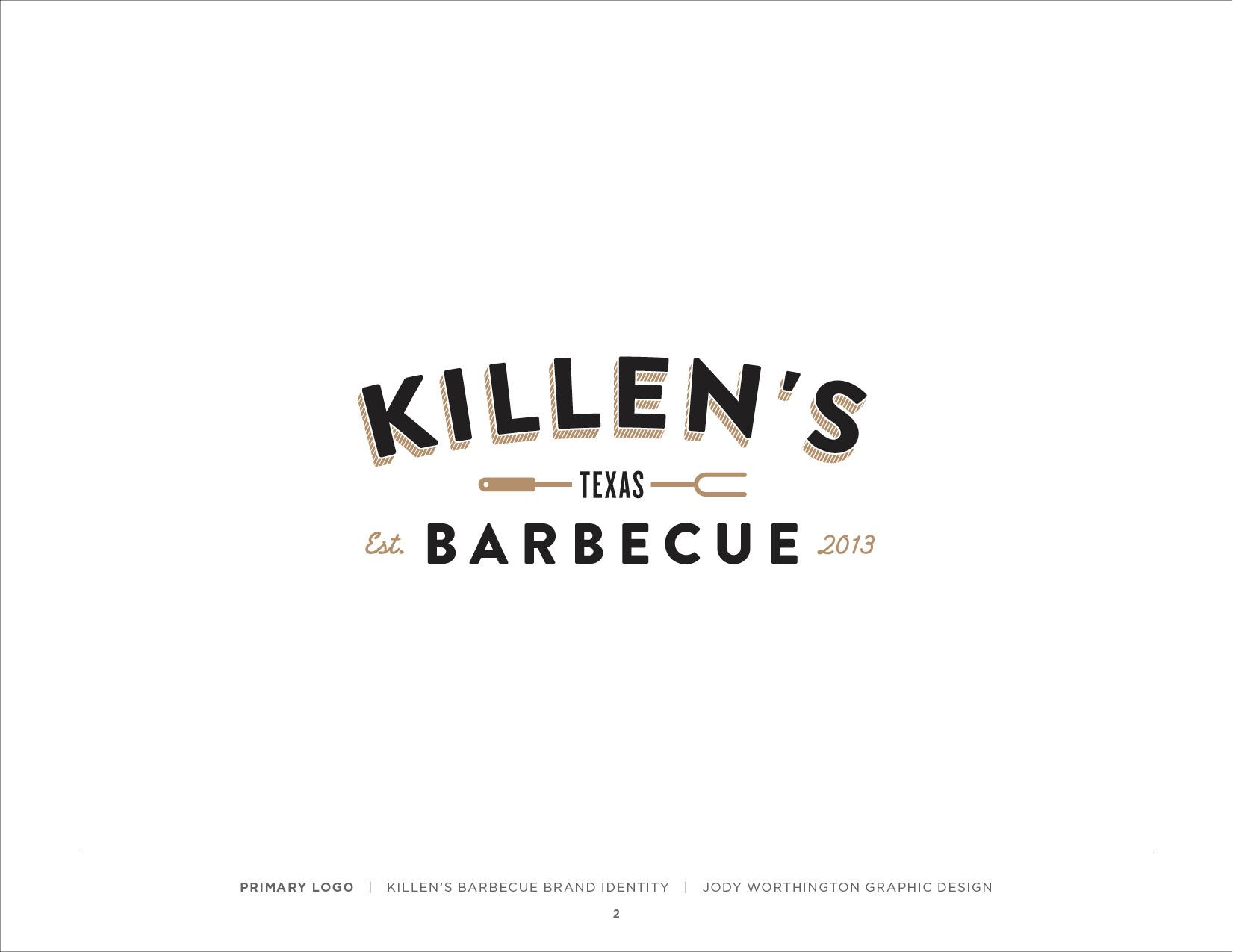 Killen's Barbecue - image 10 - student project