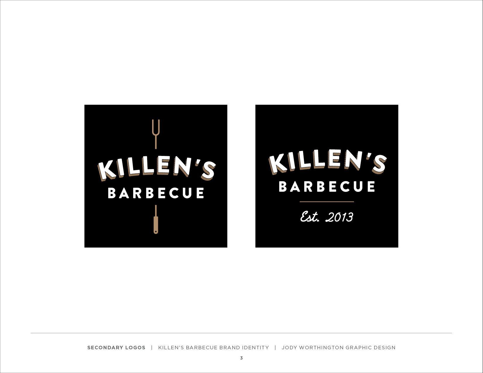 Killen's Barbecue - image 11 - student project