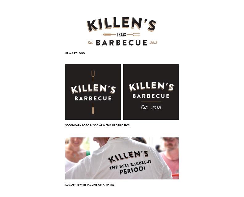 Killen's Barbecue - image 2 - student project