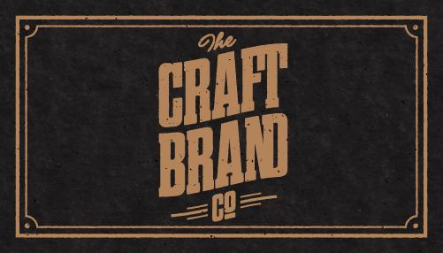 Craft Brand Co. - image 14 - student project