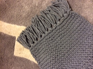 Gray Scarf - image 1 - student project