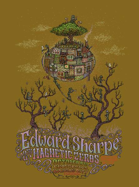Edward Sharpe & The Magnetic Zeros - image 5 - student project