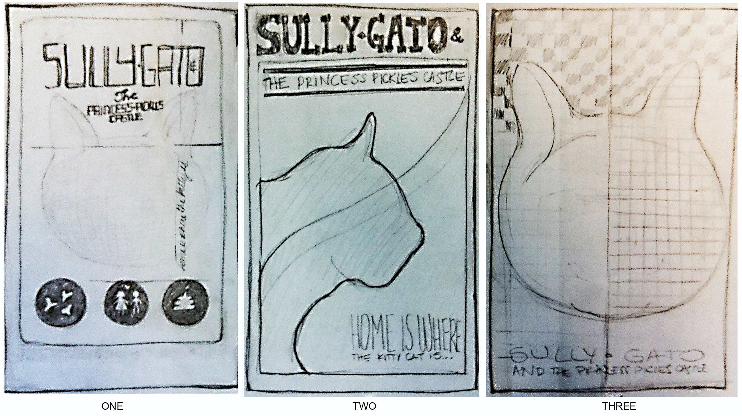 Sully Gato & The Princess Pickles Castle - image 2 - student project