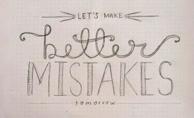 better mistakes tomorrow - image 2 - student project