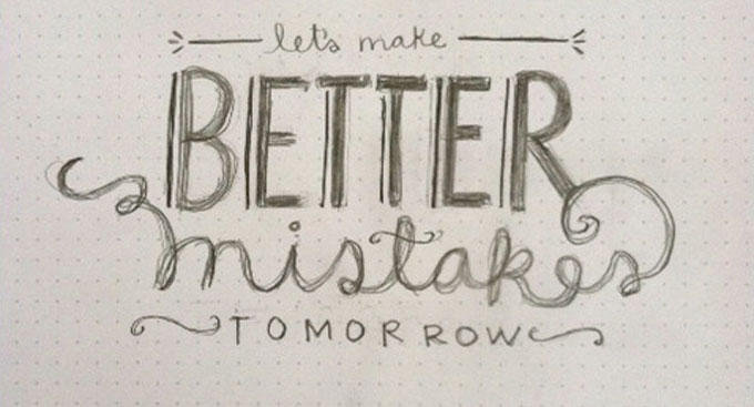 better mistakes tomorrow - image 3 - student project