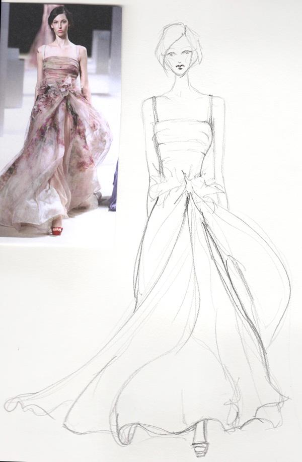 Final Pieces 3-23: Retro Glam - Fabulous, Frilly and Fitted - image 11 - student project