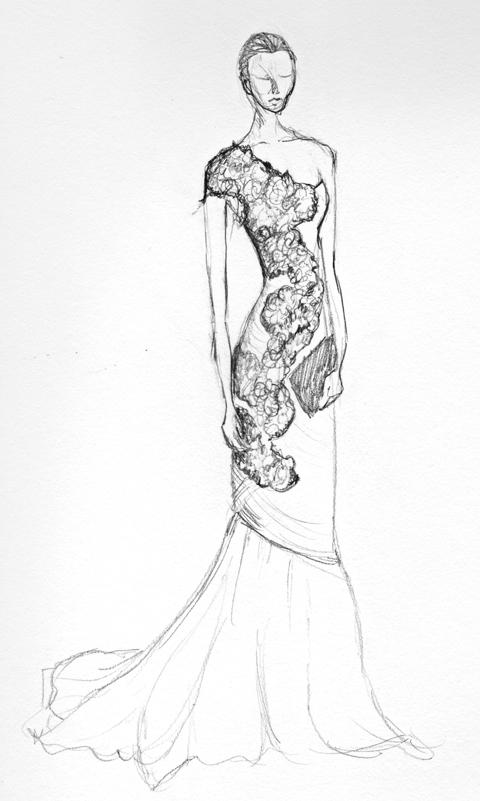 Final Pieces 3-23: Retro Glam - Fabulous, Frilly and Fitted - image 27 - student project