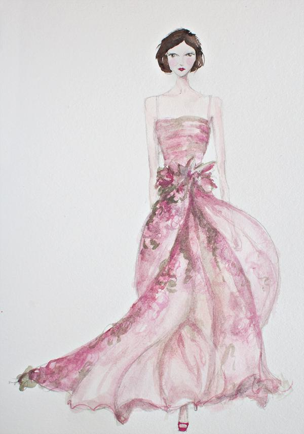 Final Pieces 3-23: Retro Glam - Fabulous, Frilly and Fitted - image 7 - student project