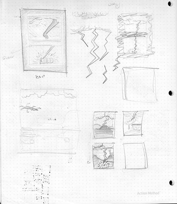 Lightning bolt! Lightning bolt! - image 8 - student project