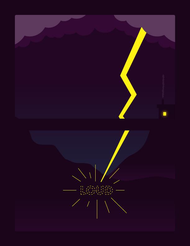 Lightning bolt! Lightning bolt! - image 4 - student project