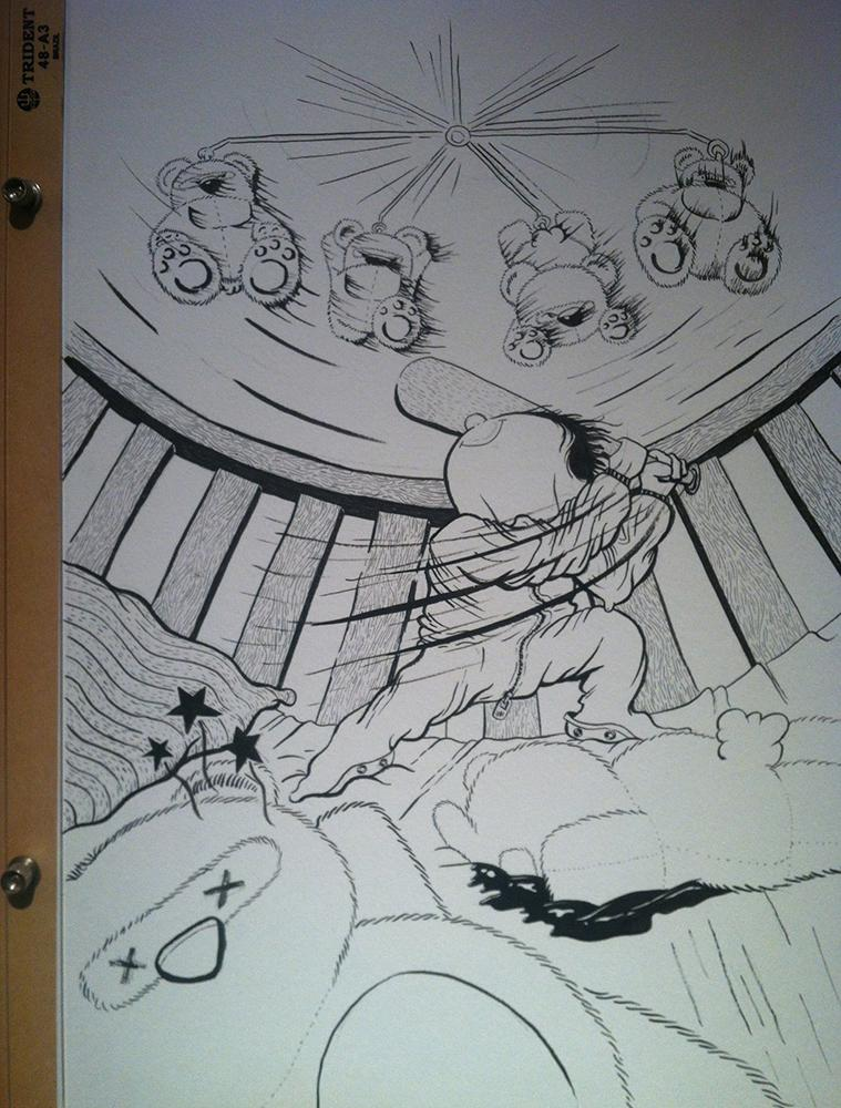 Lucas vs Evil Ninjas - image 3 - student project