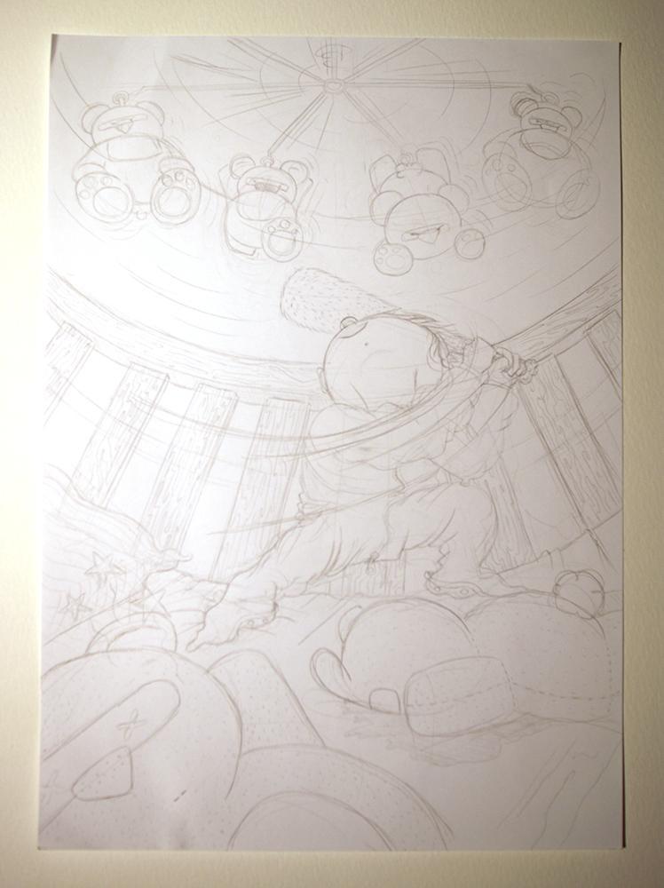 Lucas vs Evil Ninjas - image 2 - student project