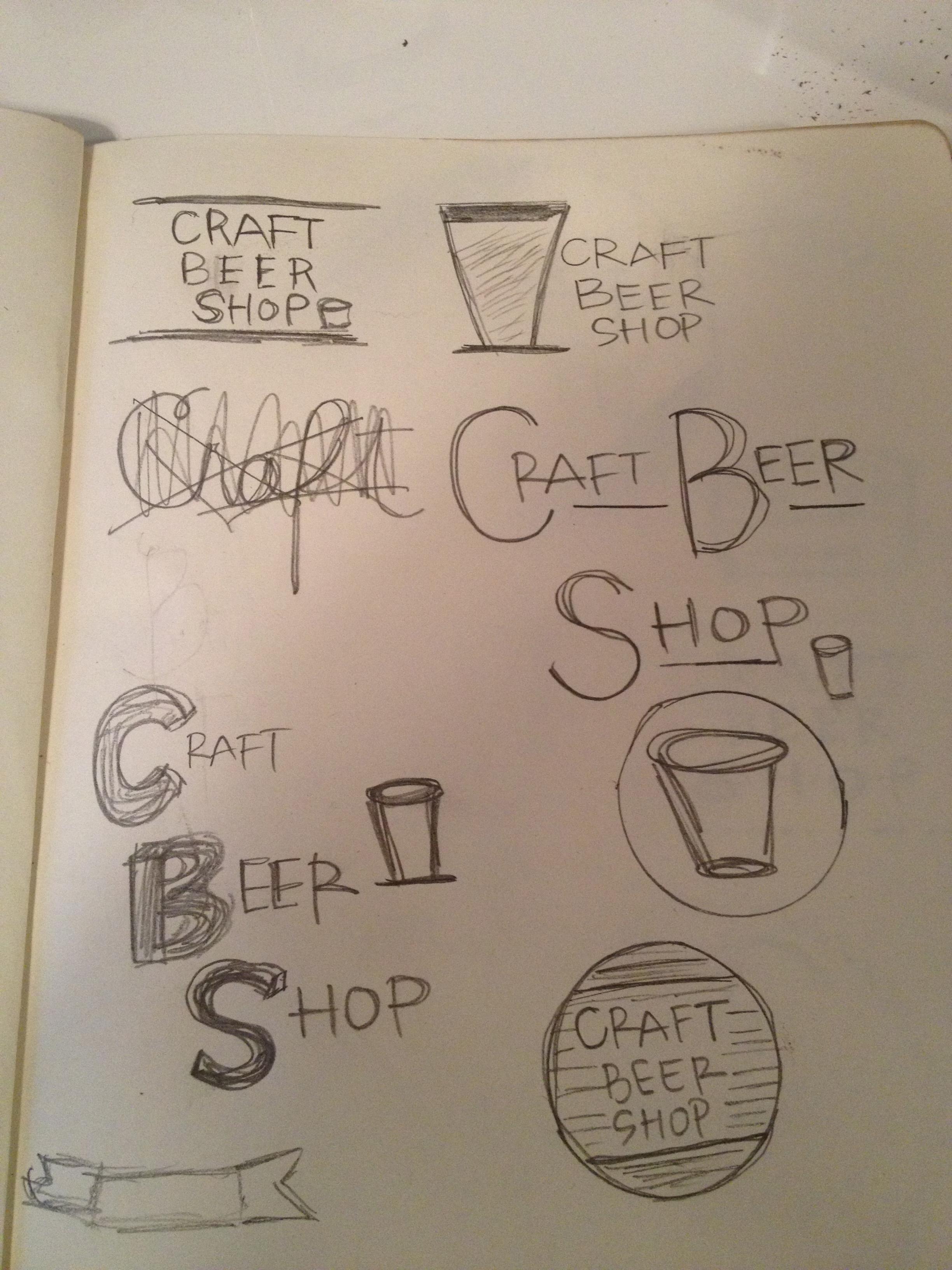 CraftBeerShop - image 1 - student project