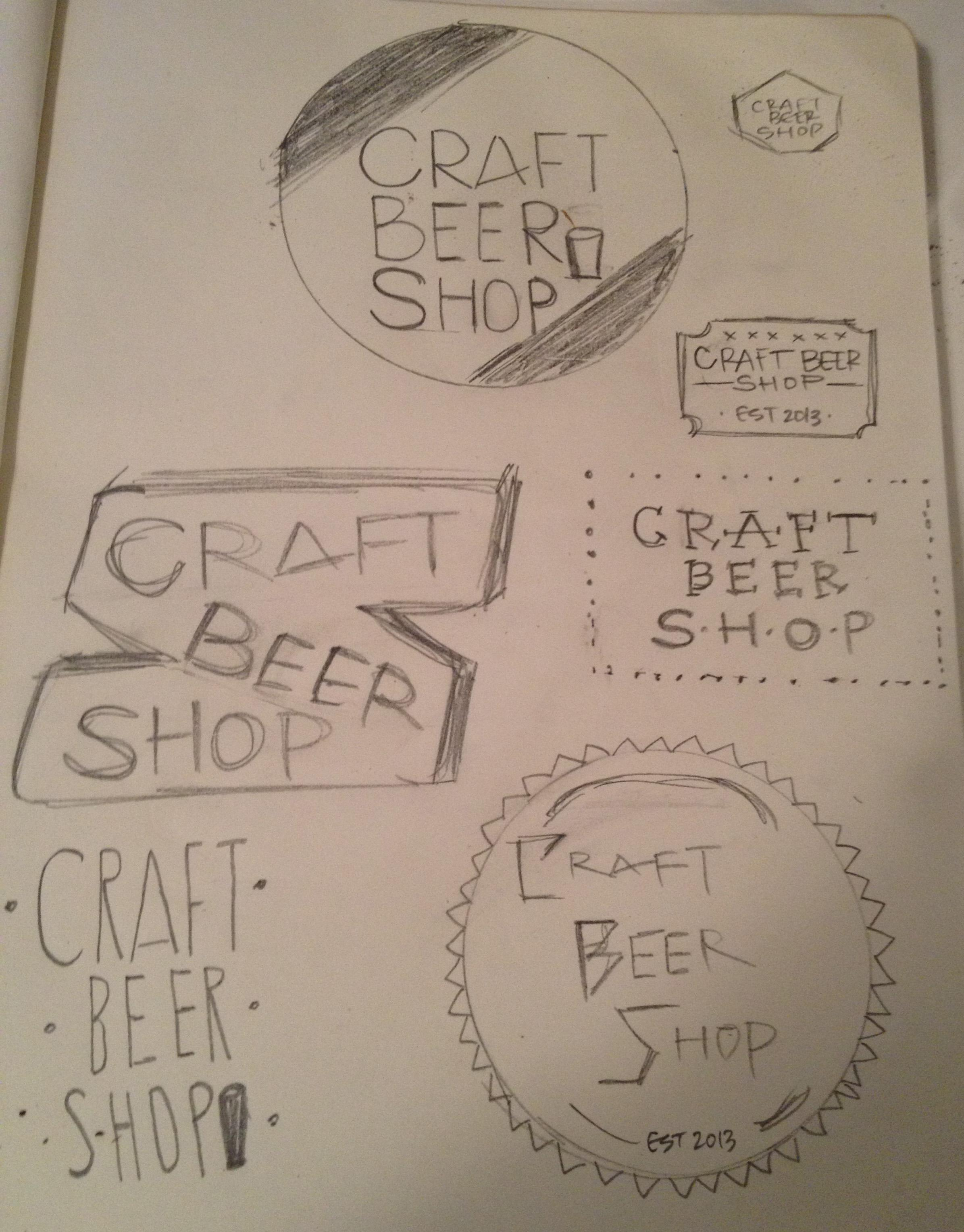 CraftBeerShop - image 2 - student project