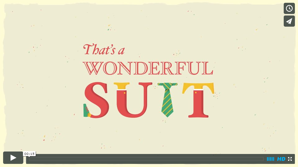 That's a wonderful suit - image 1 - student project