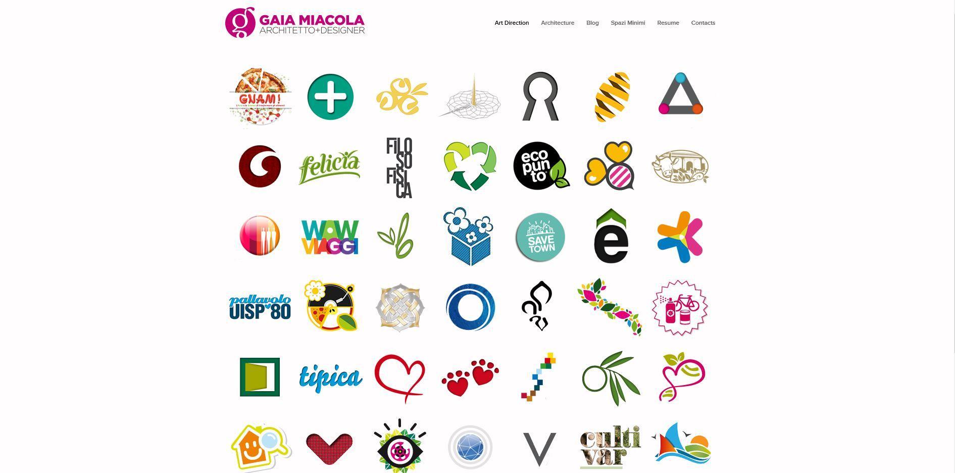 Gaia Miacola portfolio - image 1 - student project