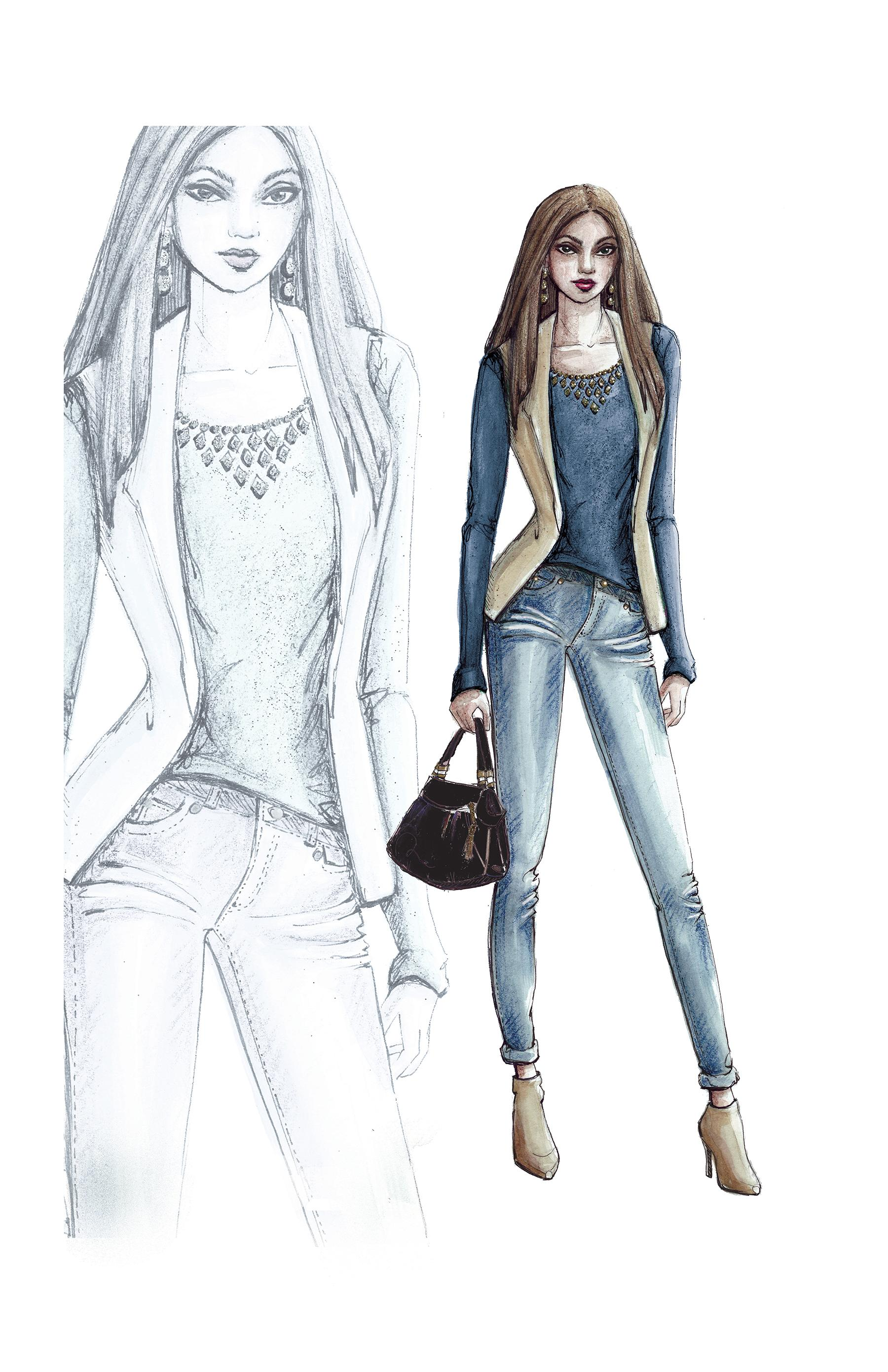 Illustrations - image 7 - student project