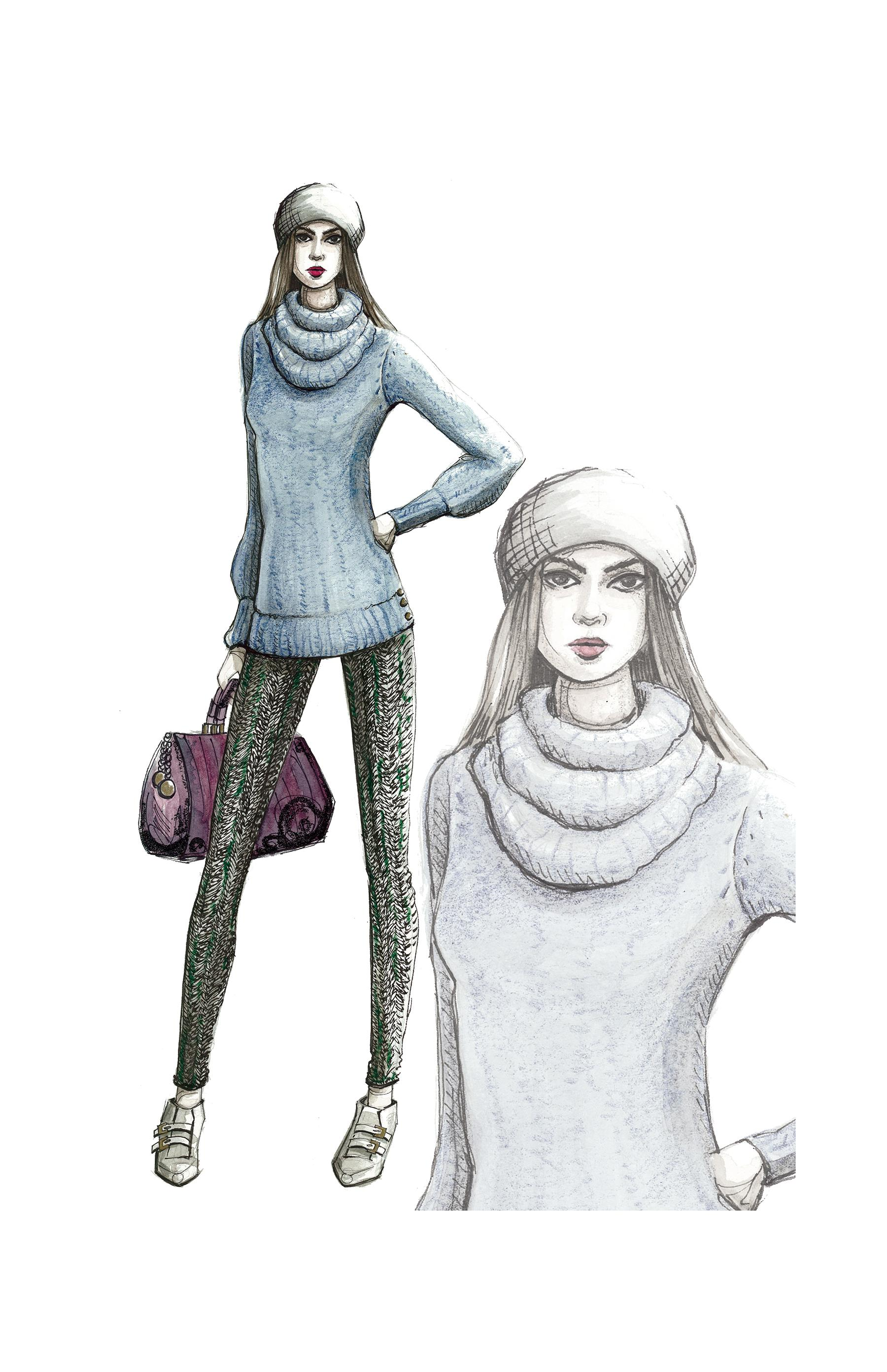Illustrations - image 8 - student project