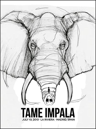 Tame Impala · Madrid, Spain - image 10 - student project