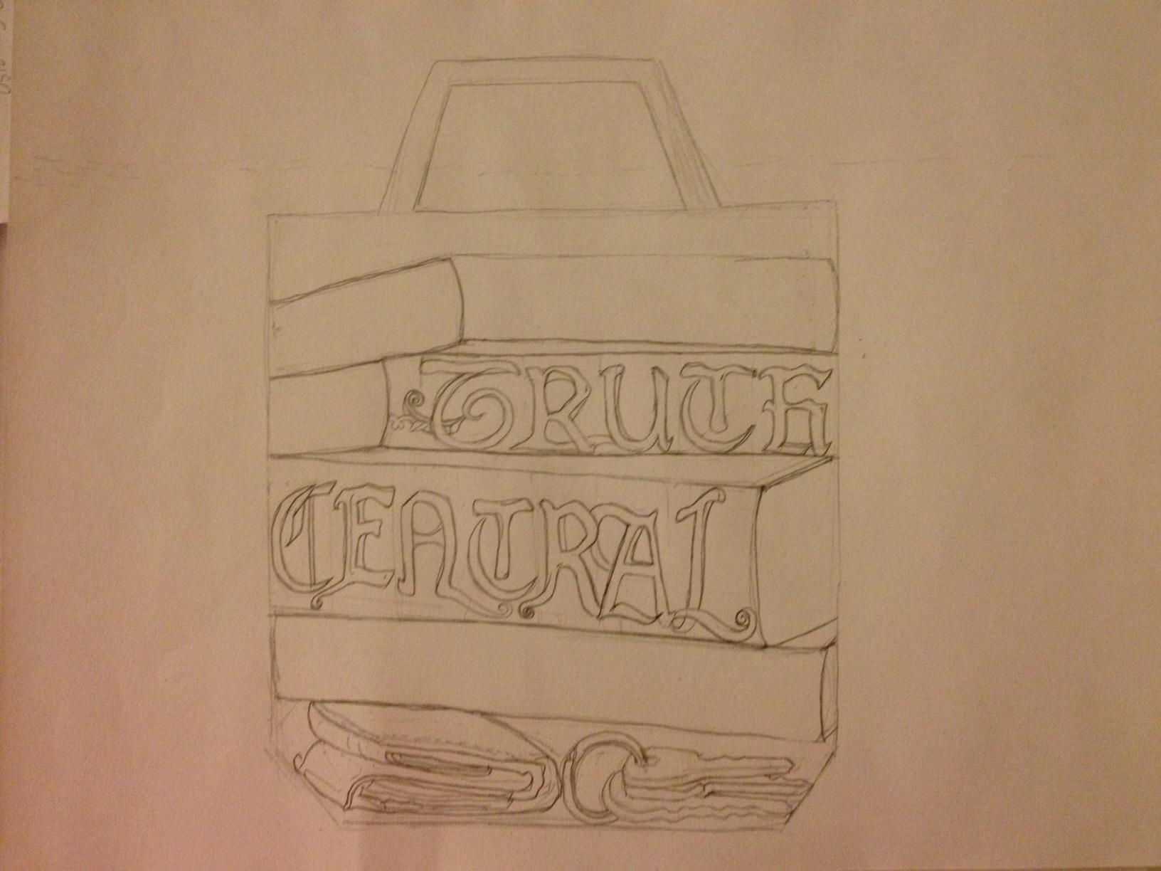 Truth Central logo - image 6 - student project