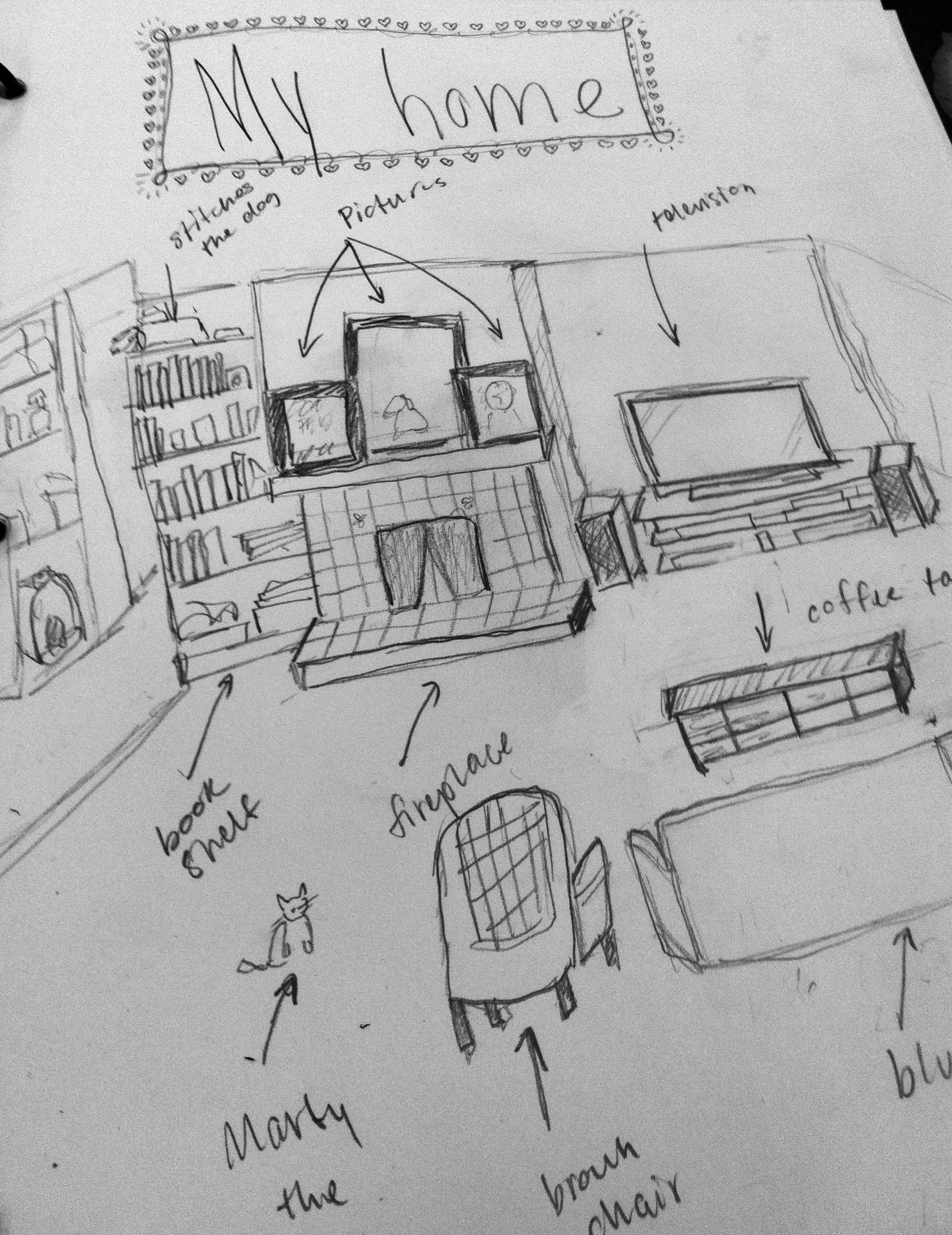 Mapping the heart through homes - image 2 - student project
