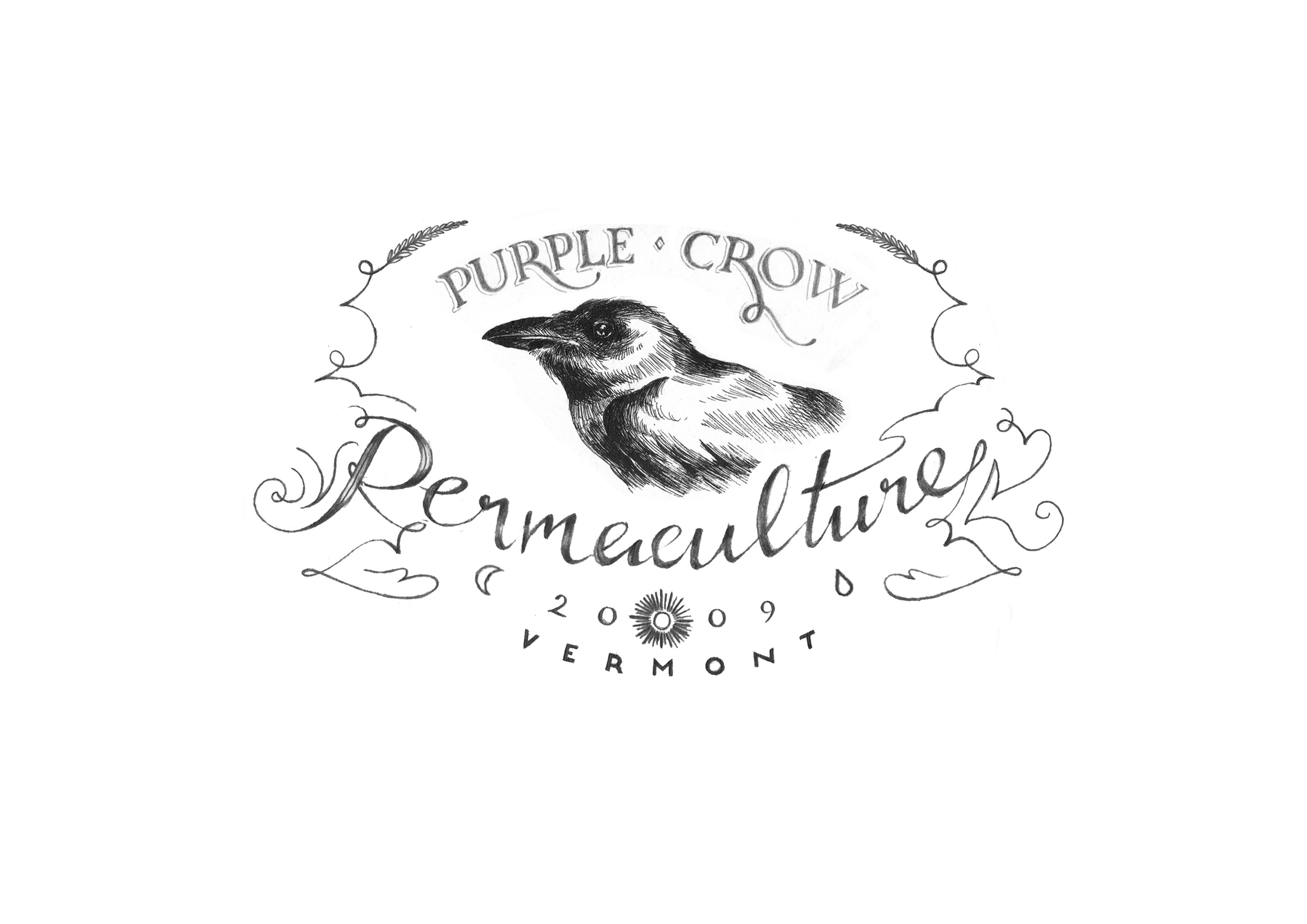 Purple Crow Permaculture - image 9 - student project